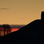 Glastonbury Tor at Dawn
