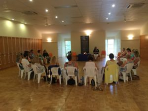 A Recent Mediumship Practice Day 2015