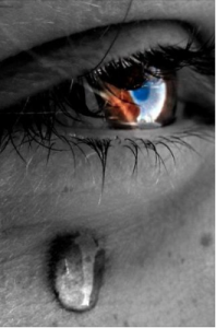 Your Tears are Divine Messengers.