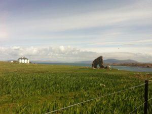 The Sacred Isle of Iona,Scotland
