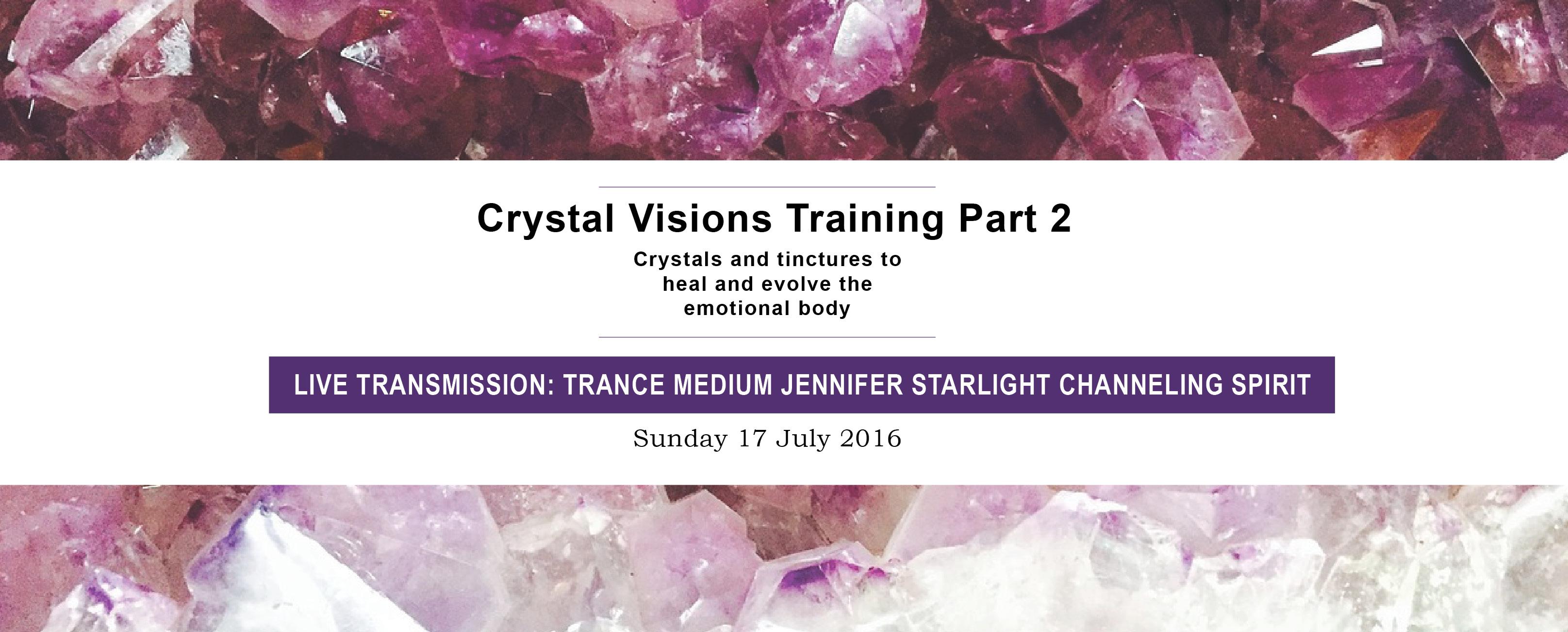 Crystal Visions Website Slider v2
