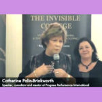 Catherine Palin- Brinkworth speaking at the Conscious Conversations 07 August 2016